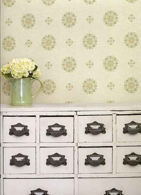 La Maison Decor La Belle Maison Wallpaper Vintage 302-66825 By Beacon